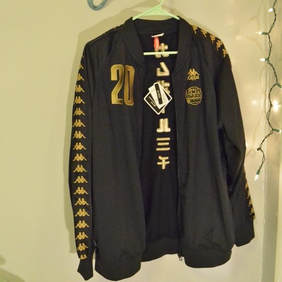 Kappa Gumball 3000 slimfit track jacket size M